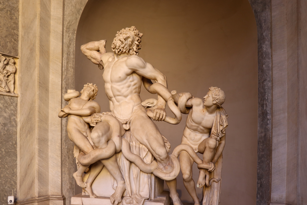statue hellénistique